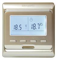 Heat Plus M6.716 silver программатор теплого пола (серебро)