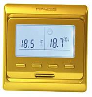 Heat Plus M6.716 gold программатор теплого пола (золото)