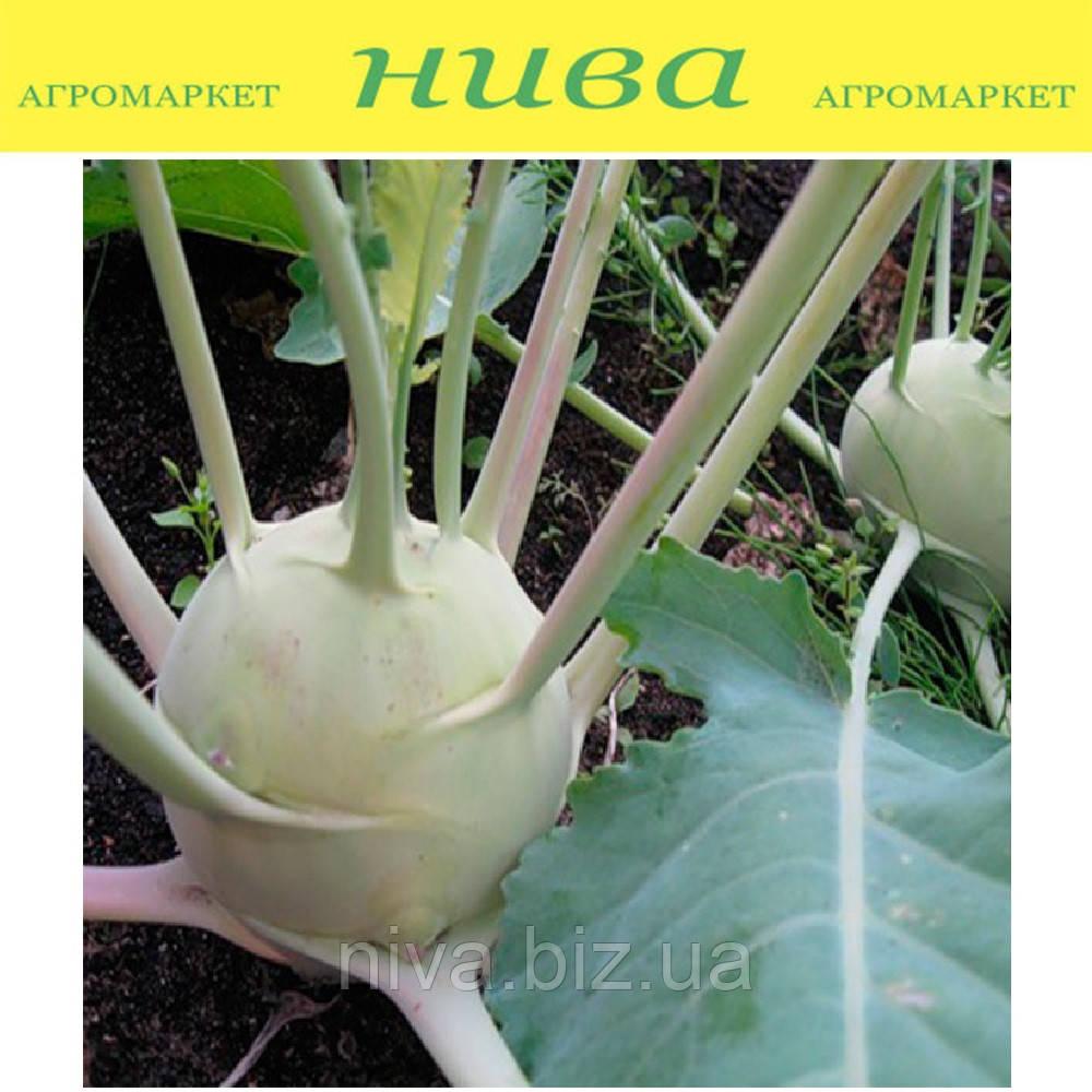 Венская белая семена капусты кольраби Hortus 100 г