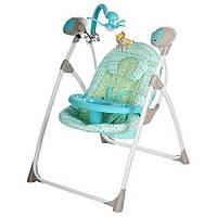 Кресло-качели Bambi M 1540 Голубой
