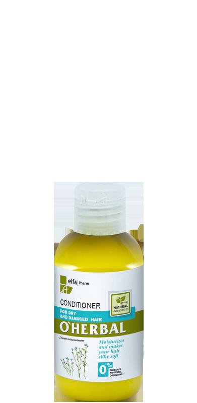 O'Herbal Бальзам-кондиционер для сухих волос 75 мл (Пробник)