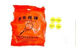 Мяч для большого тенниса Magic PVC. В упаковке 60 шт.