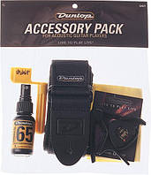 Набор аксессуаров для акустической гитары DUNLOP GA21