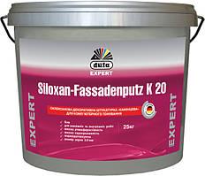 Силоксанова декоративна штукатурка «баранець» Siloxan-Fassadenputz K, 25кг