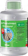 Антибур'ян 100мл (водорозчинний, ізопропіламінна сіль гліфосату, 480 г/л  + дикамба, 60 г/л) - Укравіт