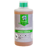 Антибур'ян 1000мл (водорозчинний, ізопропіламінна сіль гліфосату, 480 г/л  + дикамба, 60 г/л) - Укравіт