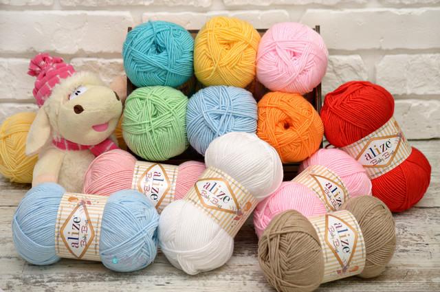 купить пряжу Alize нитки для вязания