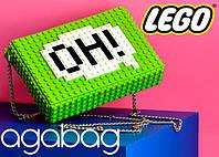 Lego - конструктор или женская сумка?!