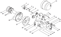 Giersch R20 Вимірювальний ніпель