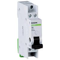 Автоматический выключатель Noark, Чехия, MCB Ex9BN 6kA (1полюс C 25А)