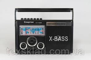 Радиоприёмник СПАРТАК CT-1100R (USB)