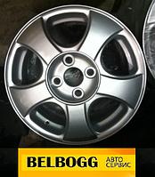 Диск колесный литой Peugeot 107, Пежо 107