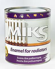 Алкидная радиаторная эмаль Микс