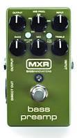 MXR Bass Preamp DUNLOP  M81