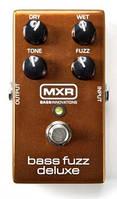 MXR Bass Fuzz Deluxe DUNLOP M84