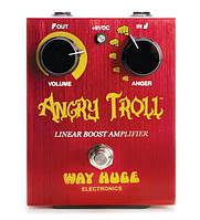 Бустер WAY HUGE ANGRY TROLL LINEAR BOOST AMPLIFIER DUNLOP WHE101*