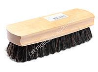 Щетка Тарри для полировки, конский волос, С-13-52В, цв. желтый