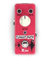 Педаль эффектов овердрайв  XVIVE Classic Rock   V1