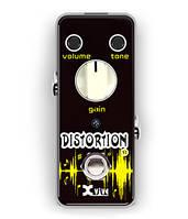 Педаль эффектов дисторшн XVIVE  Distortion  V2