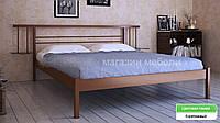 Кровать металлическая  Астра /Astra полуторная 140 (Метакам) 1464х2080х840 мм