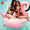 Modarina Надувной матрас Фламинго 150 см