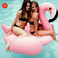 Modarina Надувной матрас Фламинго 150 см, фото 1