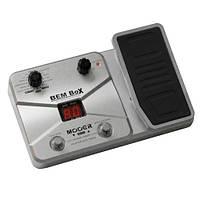 Процессор басгитарный MOOER BEM Box