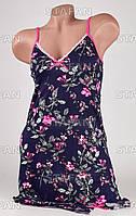 Женская ночная рубашка Турция Pink Secret 0180-1 2XL-R. Размер 2XL.