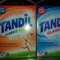 Стиральный Порошок Tandil classic & Color 80 прань 5.200кг