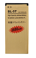 Усиленный аккумулятор Nokia Lumia 820 (BP-5T) Link Dream Оригинал