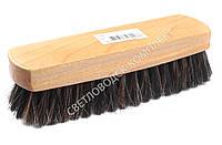 Щетка Тарри для полировки, конский волос, С-14-52В, цв. желтый
