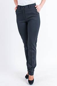 Женские брюки Рима темно серая