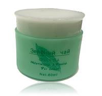 Дневной увлажняющий крем от морщин Зелёный Чай Green Tea 80 ml