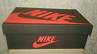 Коробка Nike черно-красная