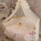 Комплект постельного белья Baby chic 7 пр, фото 4