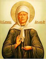 Икона Святая Матрона (полная выкладка)