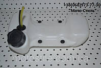Бак бензиновый (4 крепления) для мотокосы, бензокосы , фото 1