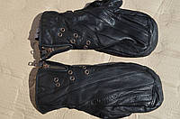 Женские кожанные сноубордические перчатки Burton/ M-L  на Gore-Tex