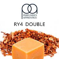 Ароматизатор TPA RY4 Double 5 ml (табак с карамелью)