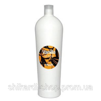 Kallos Ваниль шампунь для сухих волос, 1 л, фото 2