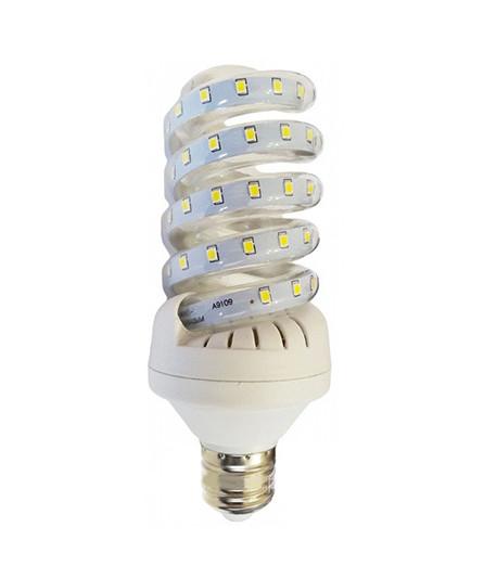 Led лампа 7W E27 спиральная UKC