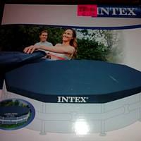 Чехол Intex 58406 (28030) для каркасного, круглого бассейна, диаметр - 305 см.