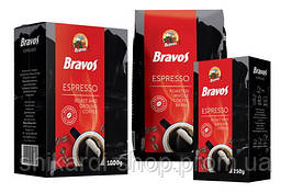 Bravos Espresso кофе зерновой, 1 кг
