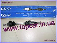 Полуось правая с ABS Peugeot Partner I 1.9D 98-  GSP 210023