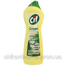 CIF крем чистящий Лимон, 500 мл