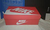 Коробка для обуви Nike красная