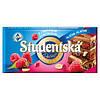Studentska шоколад мол. арахис-малина, 180 г