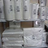 Серветки спанлейс 30х30см сітчаста структура, упаковка 100шт, фото 5