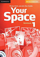 Your Space 1 Workbook with Audio CD (проект №2)