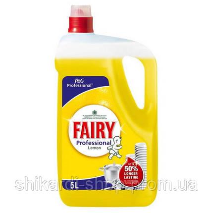 Fairy Цитрус гель для мытья посуды, 5 л, фото 2